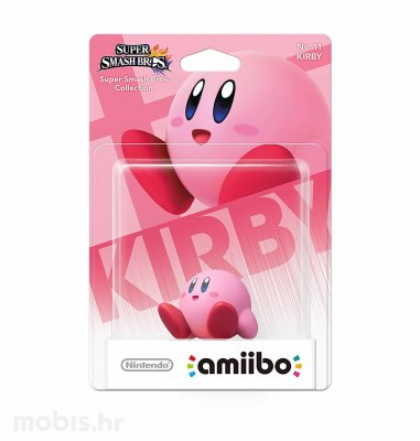 Igra Amiibo Super Smash Bros Kirby no 11