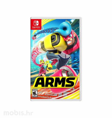 Igra Arms za Nintendo Switch