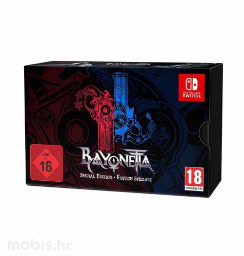Igra Bayonetta 2 (+ Bayonetta 1 digital) Specijalno izdanje za Nintendo Switch