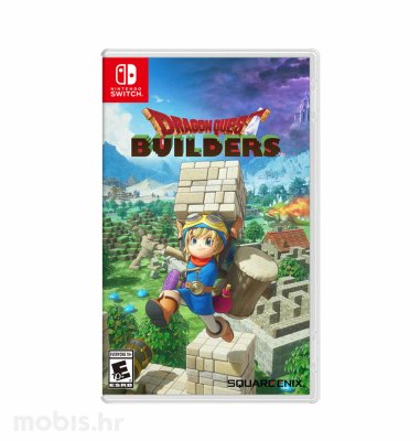 Igra Dragon Quest Builders za Nintendo Switch