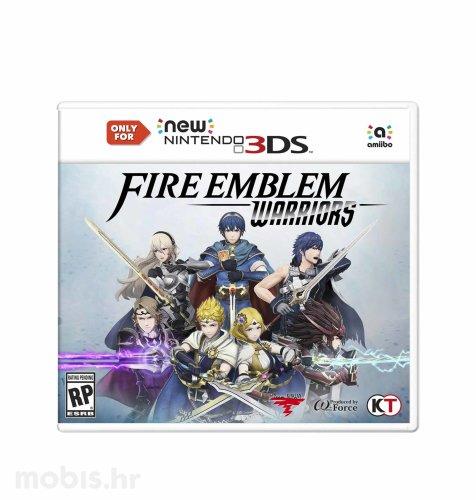 Igra Fire Emblem Warriors  za Nintendo 3DS