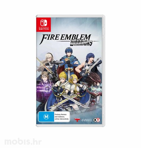 Igra Fire Emblem Warriors za Nintendo Switch