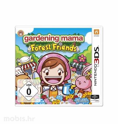 Igra Gardening Mama za Nintendo 3DS