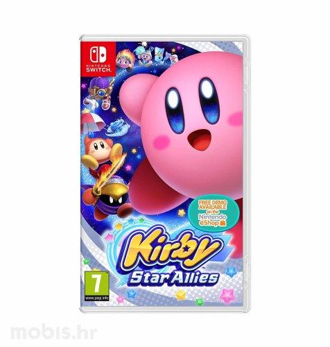 Igra Kirby Star Allies za Nintendo Switch