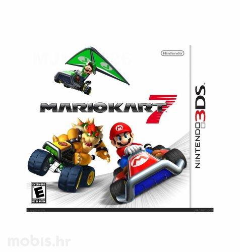 Igra Mario Kart 7 za Nintendo 3DS