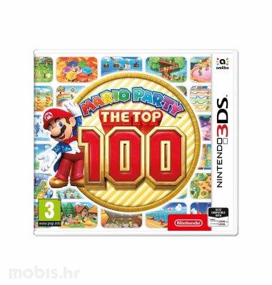 Igra Mario Party: The Top 100 za Nintendo 3DS