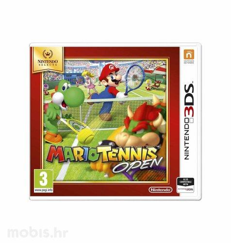 Igra Mario Tennis SELECTS za Nintendo 3DS
