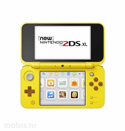 Nintendo 2DS XL konzola Limited Edition: Pikachu