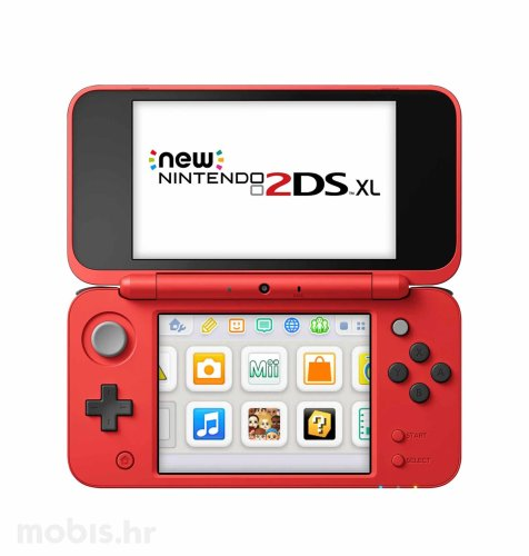 Nintendo 2DS XL konzola Limited Edition: Pokeball