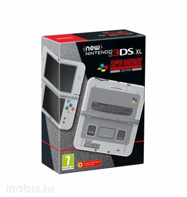 Nintendo New 3DS XL konzola Limited Edition SNES