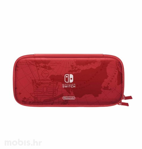 Nintendo Switch torbica i zaštita za zaslon Super Mario Odyssey Edition