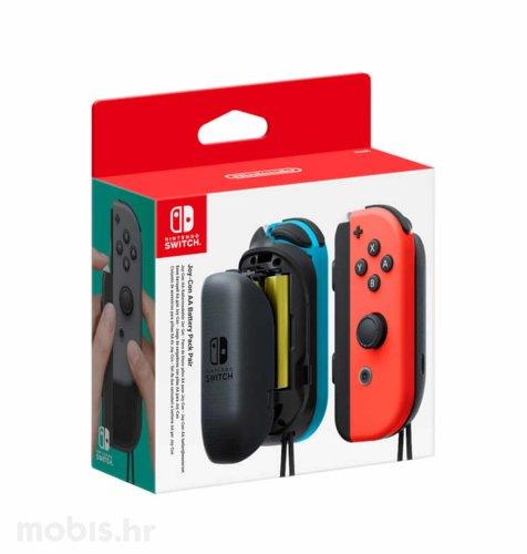 Nintendo Switch Joy-Con nosač s dvije AA baterije