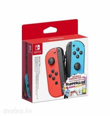 Nintendo Switch Joy-Con paket: neon crvena i neon plava