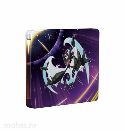 Pokemon Ultra Moon Steelbook Edition za Nintendo 3DS kolekcionarska kutijica