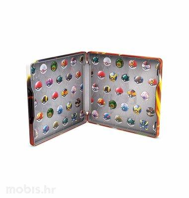 Pokemon Ultra Sun Steelbook Edition za Nintendo 3DS kolekcionarska kutijica
