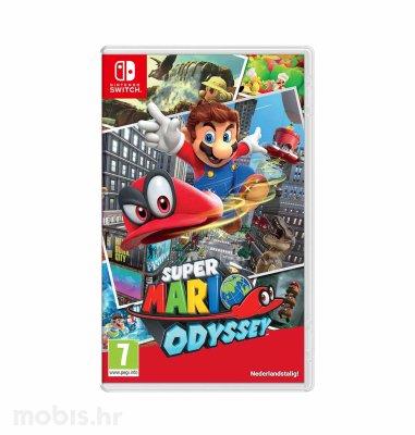 Igra Super Mario Odyssey za Nintendo Switch