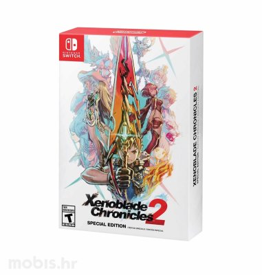 Igra Xenoblade Chronicles 2 Limited Edition za Nintendo Switch