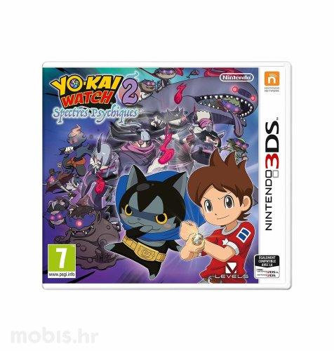Igra Yo-Kai Watch 2 Psychique Spectres za Nintendo 3DS