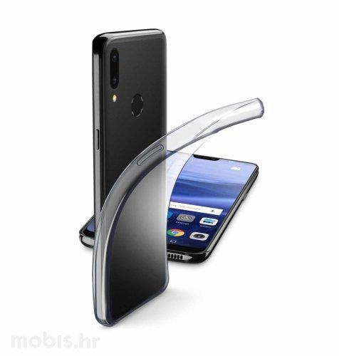 Silikonska maskica za Huawei P20 lite: prozirna