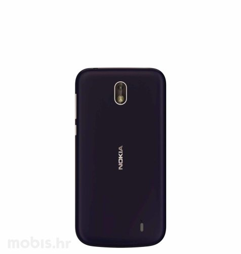 Nokia 1: plava