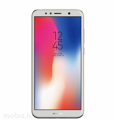 Huawei Y6 2018 Dual SIM: zlatni