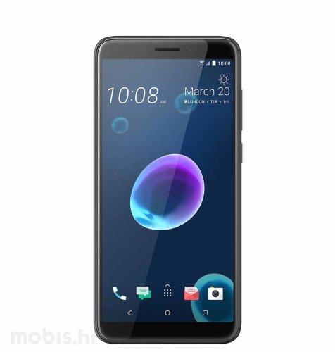 HTC Desire 12 Dual SIM: crni