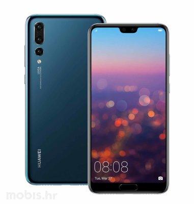Huawei P20 PRO: plavi
