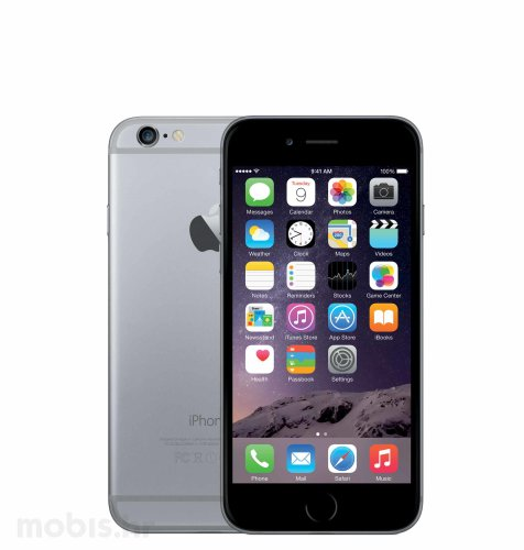 Apple iPhone 6s 32GB: sivi