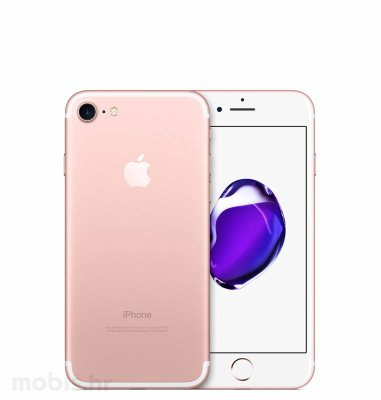 Apple iPhone 7 256GB: zlatno rozi