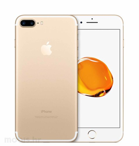 Apple iPhone 7 Plus 256GB: zlatni