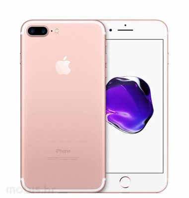 Apple iPhone 7 Plus 256GB: zlatno rozi