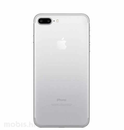 Apple iPhone 7 Plus 256GB: srebrni