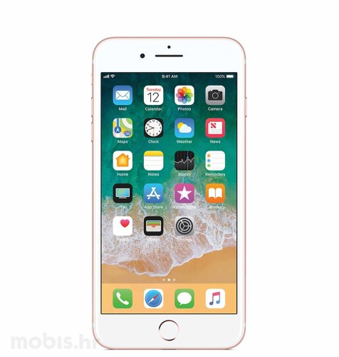 Apple iPhone 7 Plus 32GB: zlatno rozi