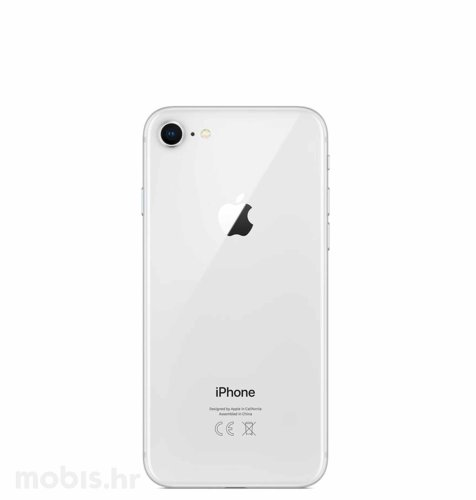 Apple iPhone 8 256GB: srebrni
