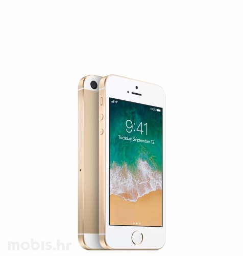 Apple iPhone SE 128GB: zlatni