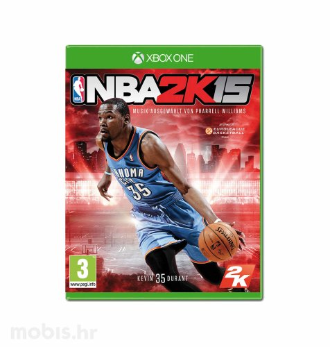 NBA 2K15 igra za Xbox One