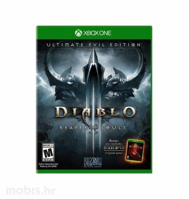 "Diablo III ""Ultimate Evil Edition"" igra za Xbox One"