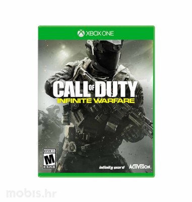 "Call of Duty ""Infinite Warfare"" igra za Xbox One"