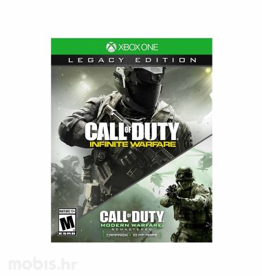 "Call of Duty ""Infinite Warfare"" Legacy Edition igra za Xbox One"