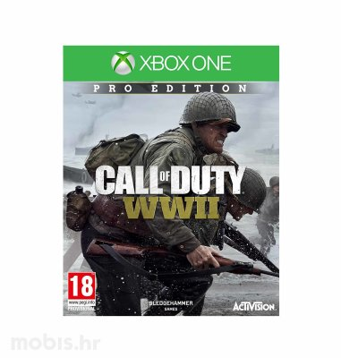 "Call of Duty ""WWII Pro Edition"" igra za Xbox One"