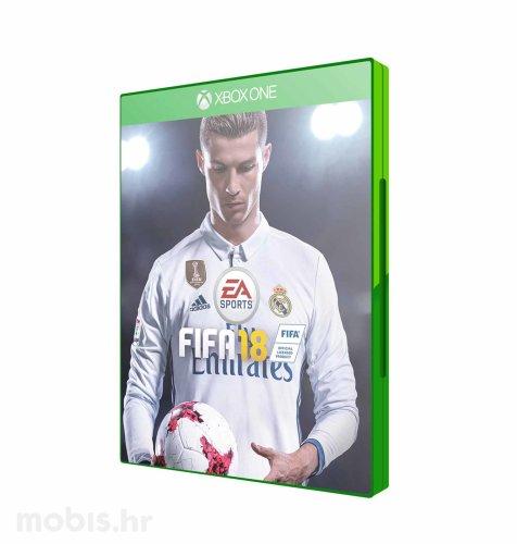 FIFA 18 igra za Xbox One
