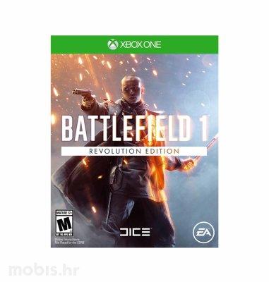 "Battlefield 1 ""Revolution Edition"" igra za Xbox One"