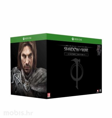 "Middle Earth ""Shadow of War Mithril Edition"" igra za Xbox One"
