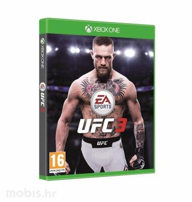 EA Sports UFC 3 igra za Xbox One