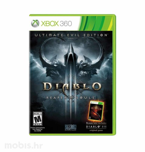 "Diablo III ""Ultimate Evil Edition X360"""