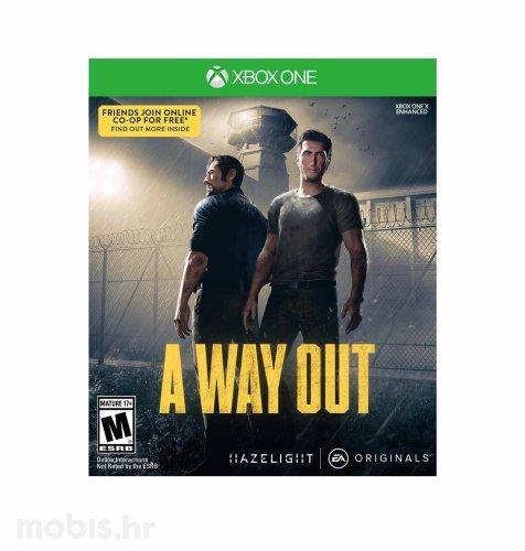 A Way Out igra za Xbox One