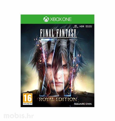 "Final Fantasy ""XV Royal Edition"" igra za Xbox One"