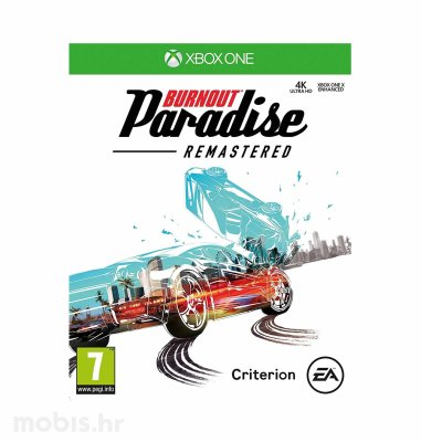 Burnout Paradise Remastered igra za Xbox One