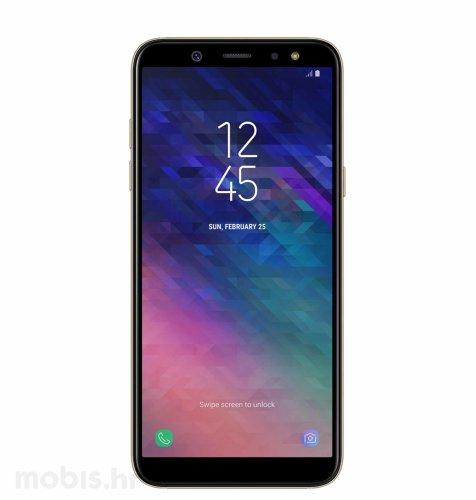 Samsung Galaxy A6 2018 Dual SIM: zlatni