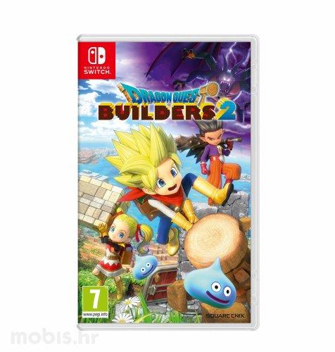 Dragon Quest Builders 2 igra za Nintendo Switch